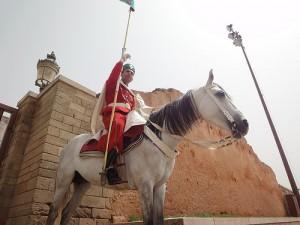 Capital of Morocco