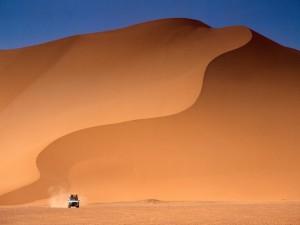 Desert, Algeria