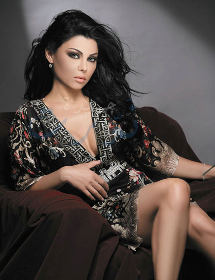 Arab Singer, Lebanese Woman - Haifa Wehbe