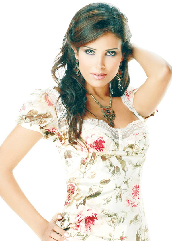 Arab Singer, Moroccan Woman - Sofia el Marikh