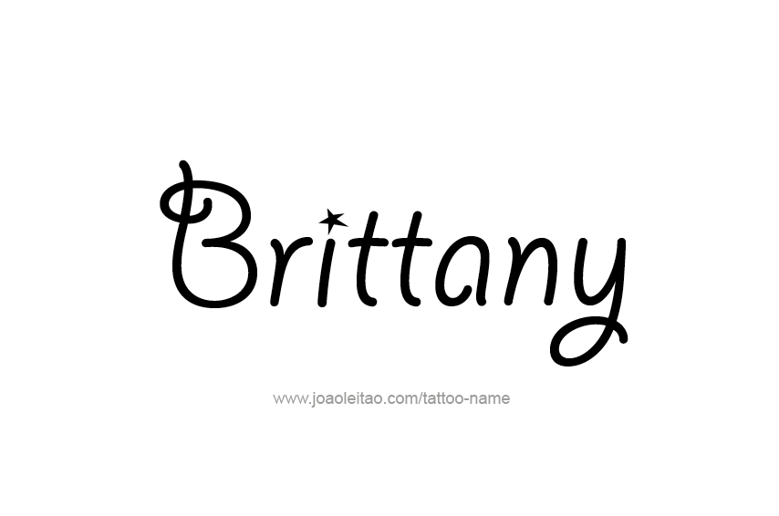 Upper Arm Tattoo Ideas For Men Brittany Name Tattoo D...