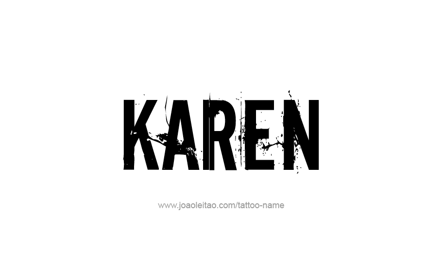 Karen o'neil, Names and Comment on Pinterest