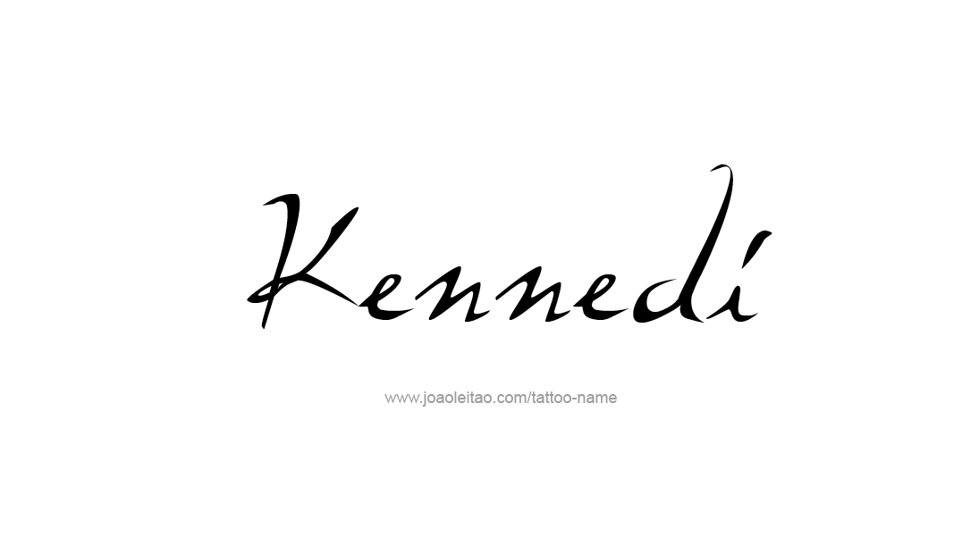 Tattoo Design Name Kennedi