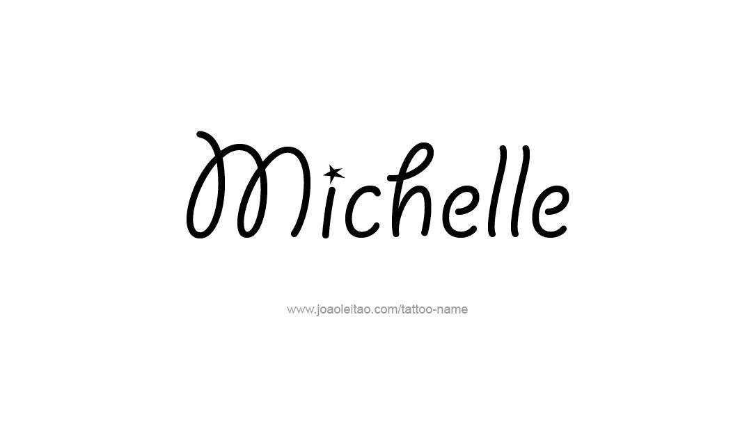 Michelle Name