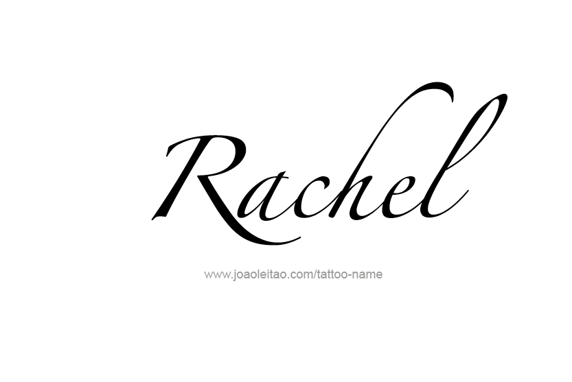 Rachel name - Meaning of Rachel