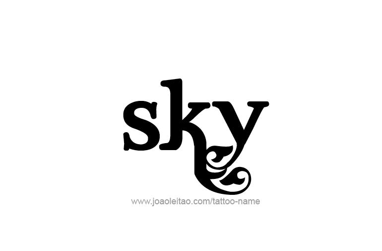 Sky Name