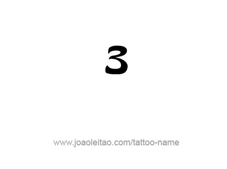 Tattoo Design Number Three