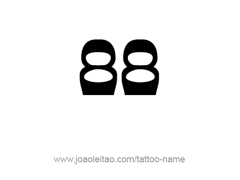 Tattoo Design Number Eighty Eight