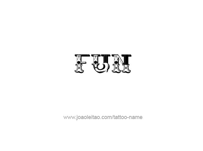 Tattoo Design Love Word Name Fun