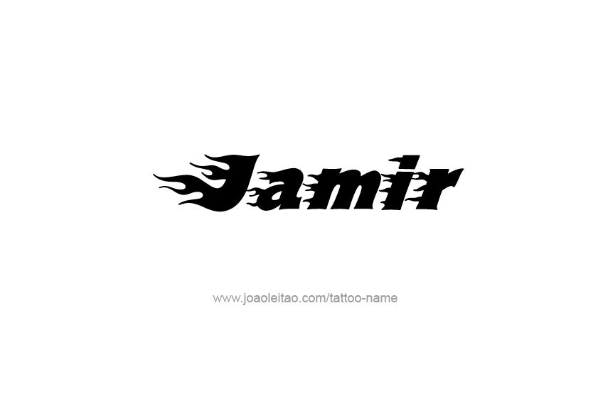 jamir name