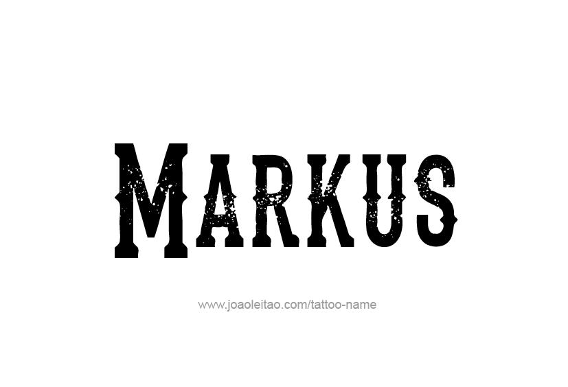 Днем рождения, картинки с именем маркус