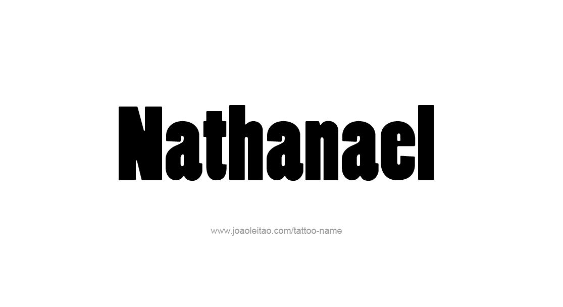 Nathanael Name