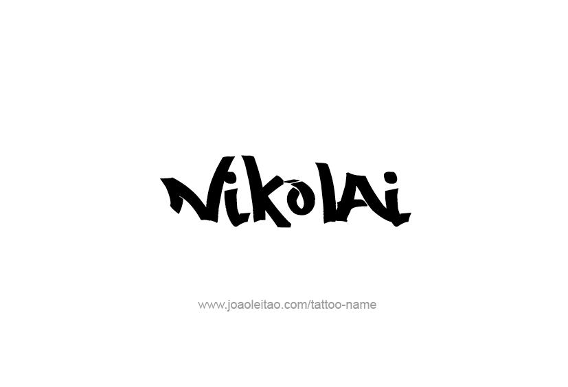 Nikolai Name