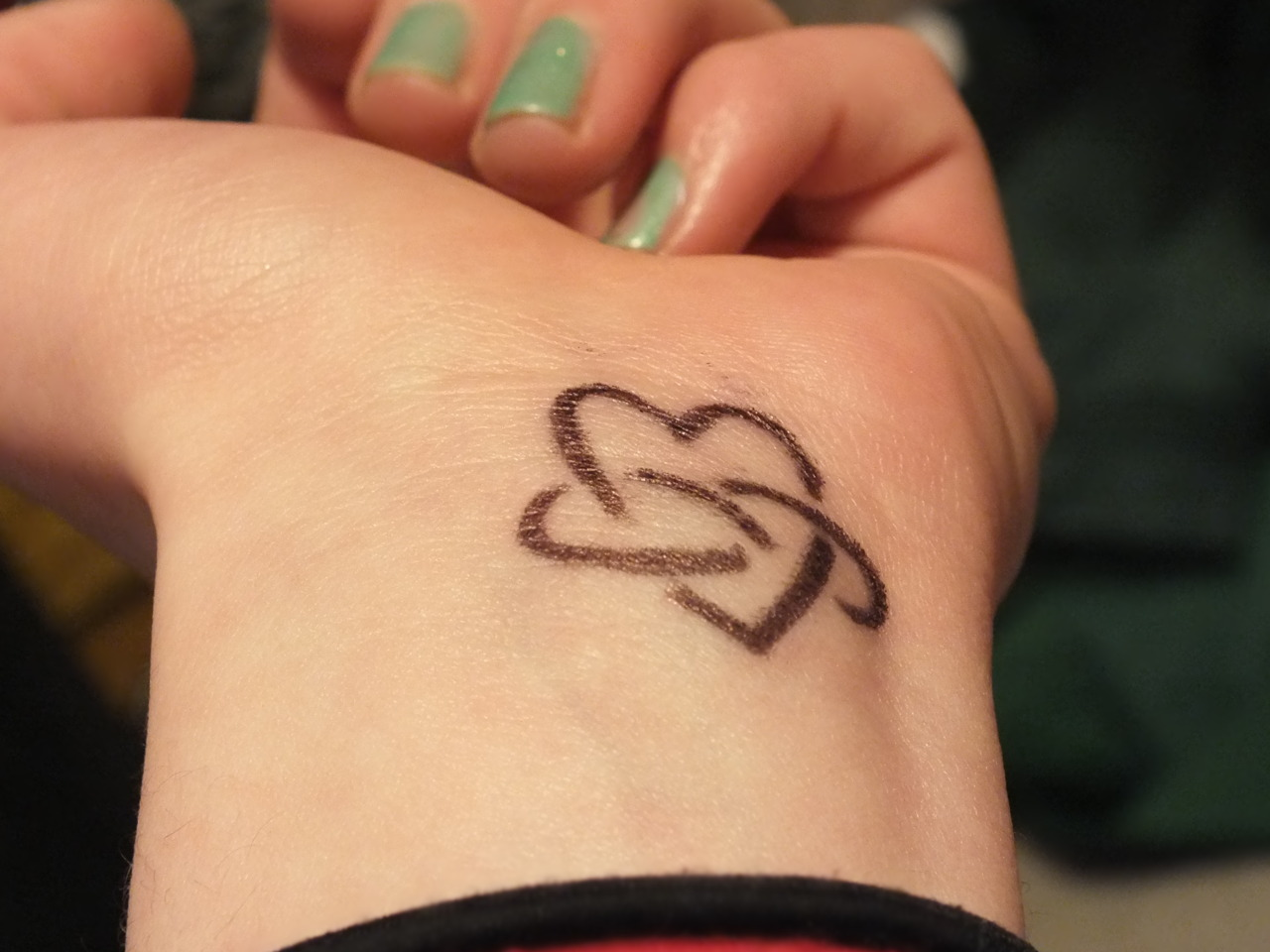 Stylish Wrist Tattoos Ideas For Girls