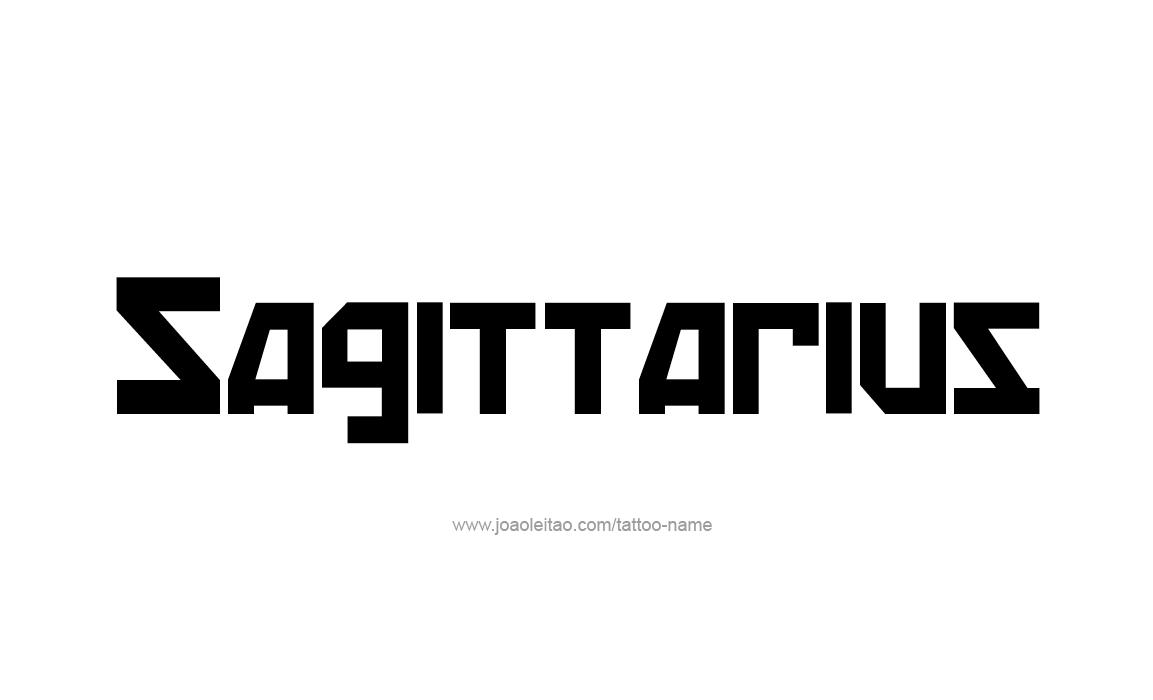 Nazwa Horoskop Strzelca Wzory Tatuażu Tatuaże Z Imionami