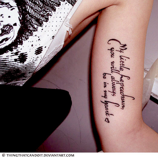 115 Beautiful Quotes Tattoo Designs To Ink: 28 Melhores Tatuagens No Braço Para Mulher