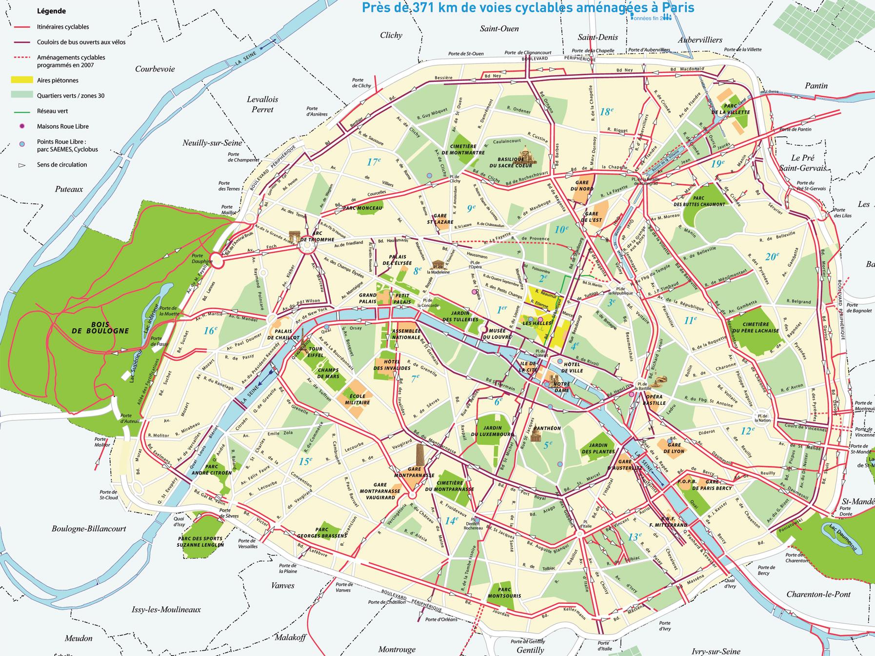 mapa paris centro Mapa do Centro de Paris | Roteiros e Dicas de Viagem mapa paris centro