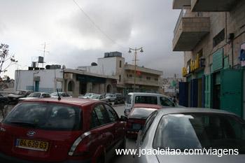 Fronteira entre Palestina e Israel