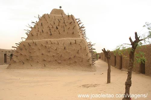 Askia Mohammed, UNESCO Gao Mali