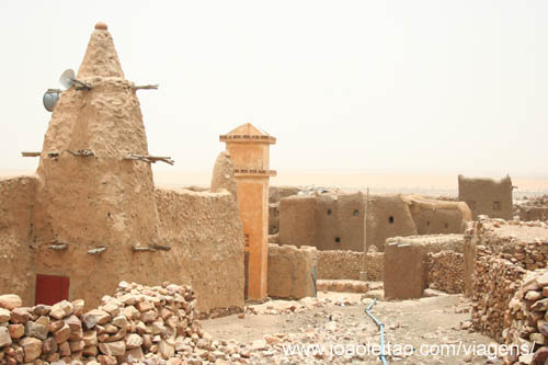 Aldeia Hombori Mali