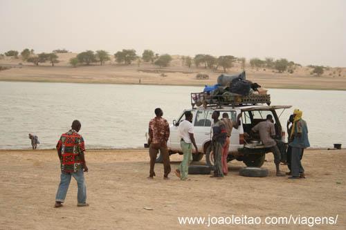 Tombouctou Douentza em 4x4, Mali