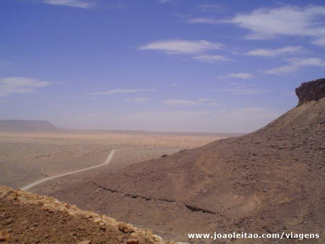 Atar ate Choum, Mauritânia