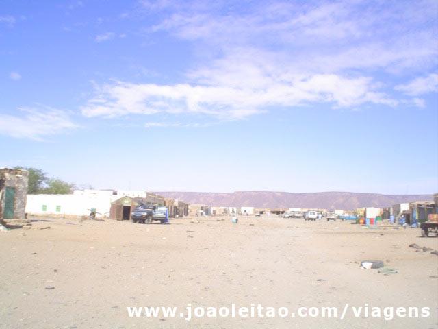 Centro de Choum, Mauritânia