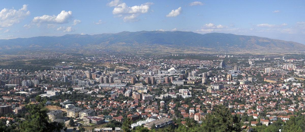 Visitar Skopje