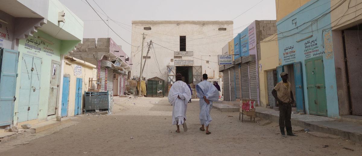 Um pouco sobre Nouadhibou no Norte da Mauritânia 3