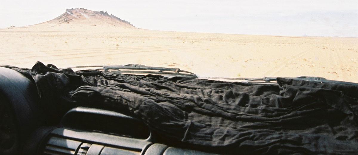Viagem Carro Mauritania
