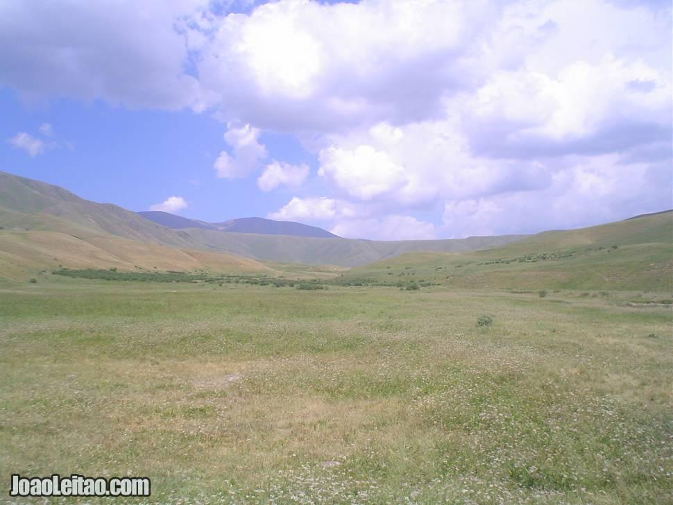 Parque Nacional Ile-Alatau