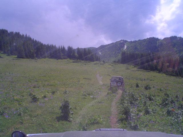 Parque Nacional de Ile-Alatau, Cazaquistão - Ásia Central 9