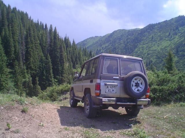 Parque Nacional de Ile-Alatau, Cazaquistão - Ásia Central 11