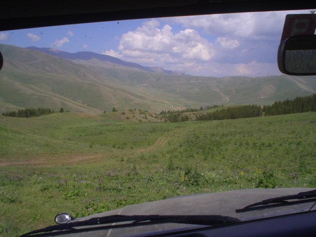 Parque Nacional de Ile-Alatau, Cazaquistão - Ásia Central 15