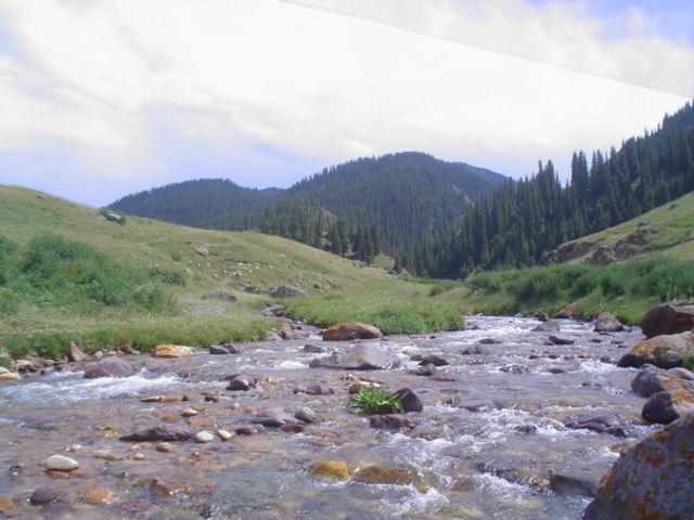 Parque Nacional de Ile-Alatau, Cazaquistão - Ásia Central 1