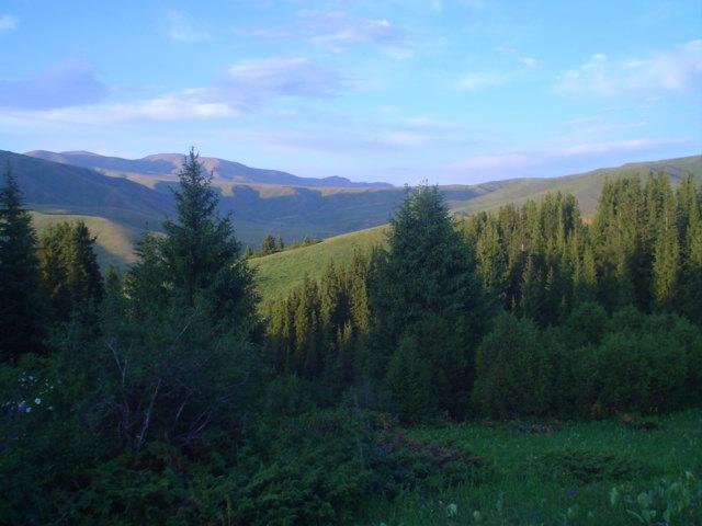 Parque Nacional de Ile-Alatau, Cazaquistão - Ásia Central 24