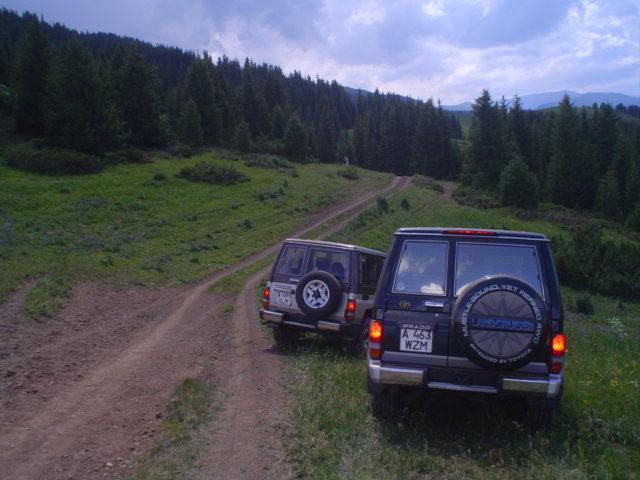 Parque Nacional de Ile-Alatau, Cazaquistão - Ásia Central 2