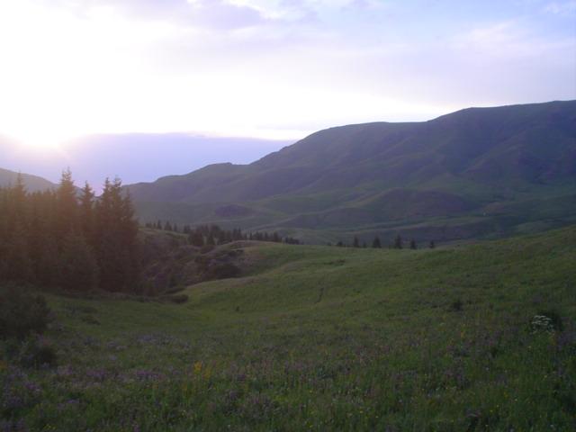 Parque Nacional de Ile-Alatau, Cazaquistão - Ásia Central 29