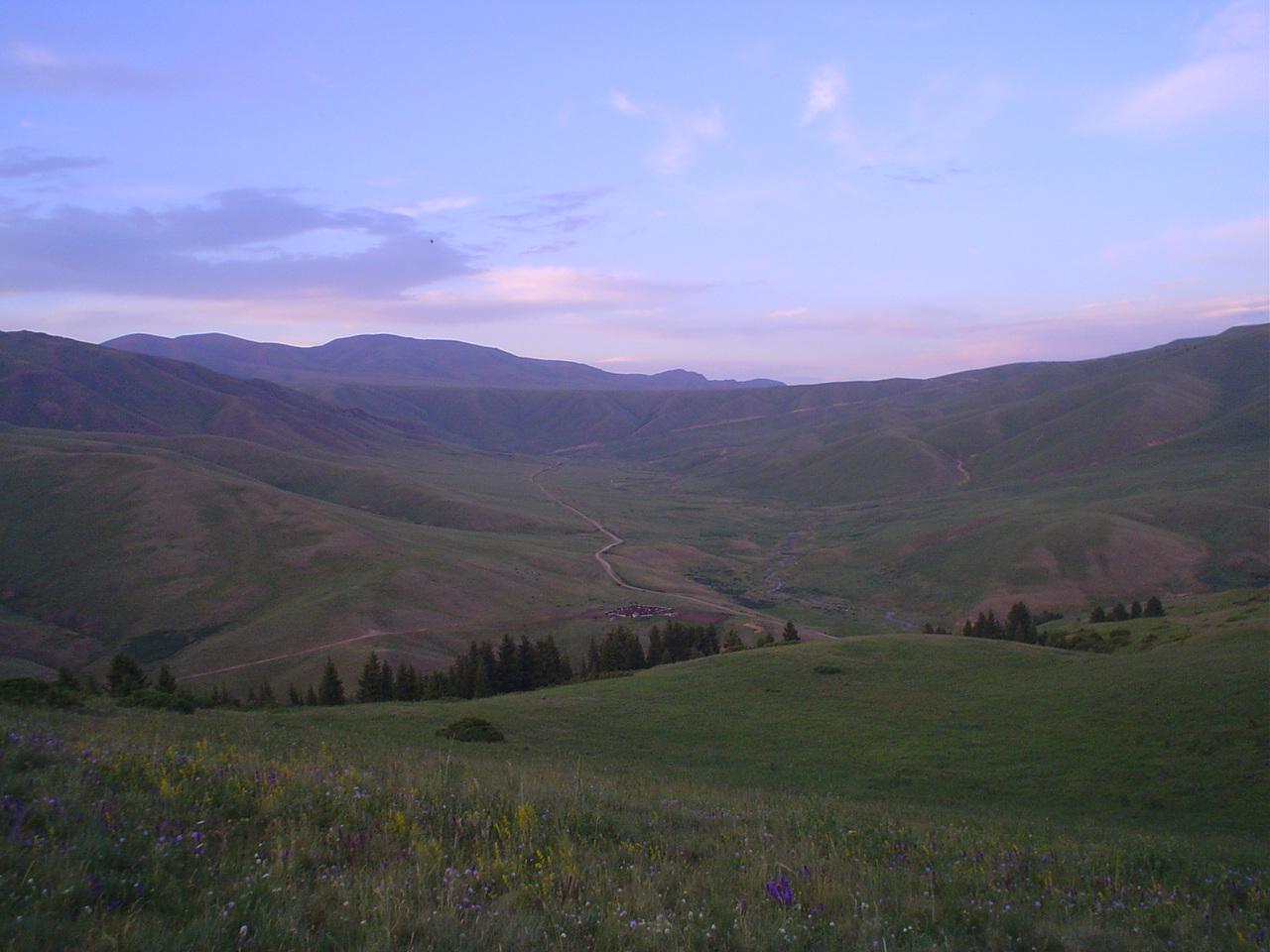 Parque Nacional de Ile-Alatau, Cazaquistão - Ásia Central 36