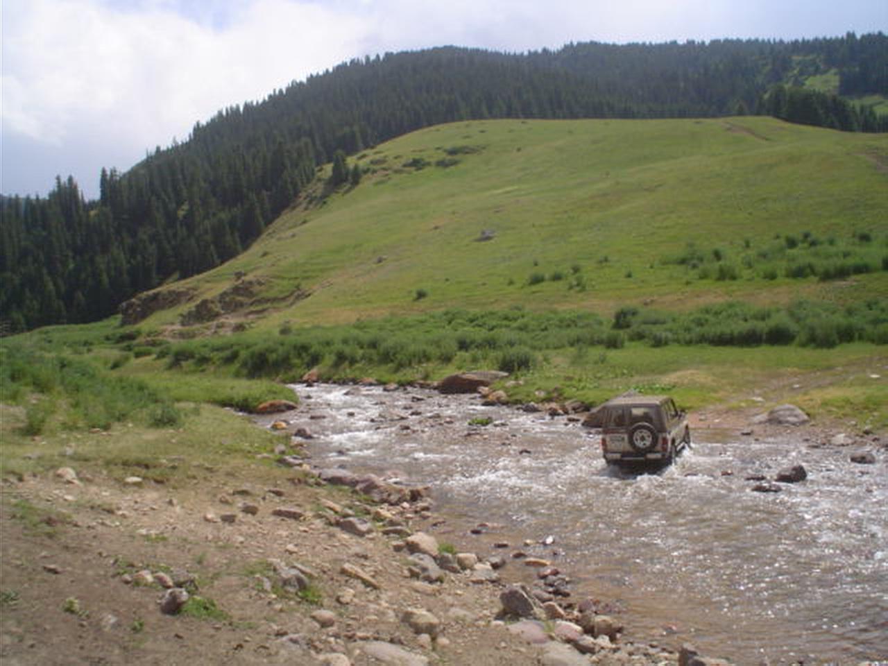 Parque Nacional de Ile-Alatau, Cazaquistão - Ásia Central 37
