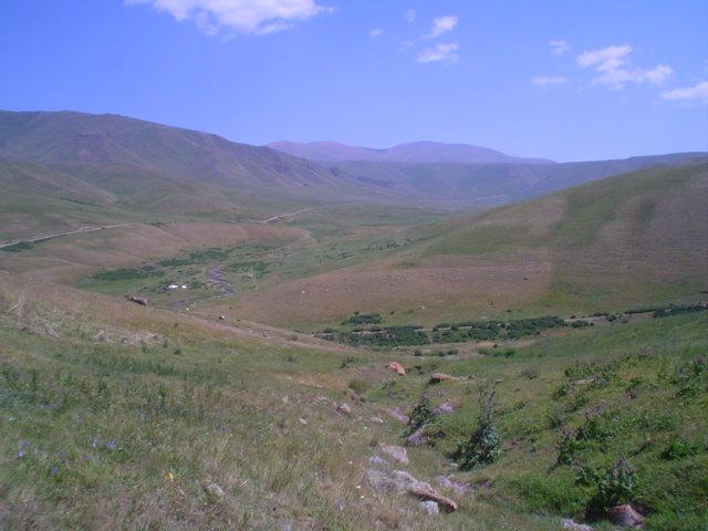 Parque Nacional de Ile-Alatau, Cazaquistão - Ásia Central 43