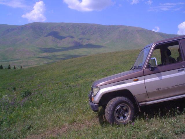 Parque Nacional de Ile-Alatau, Cazaquistão - Ásia Central 5