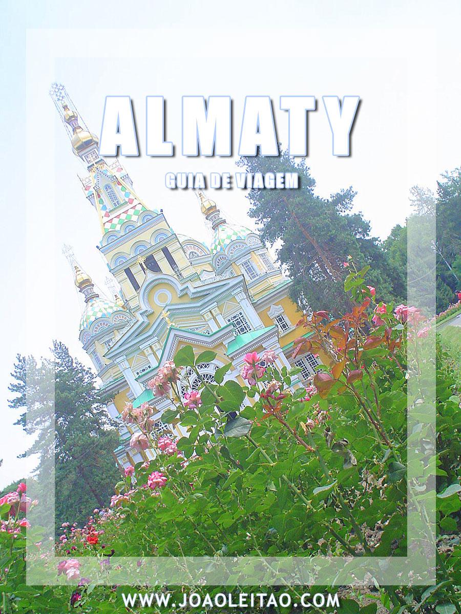 VISITAR ALMATY