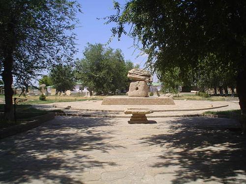 Cidade Hazrat-e Turkestan e do Mausoléu UNESCO, Cazaquistão