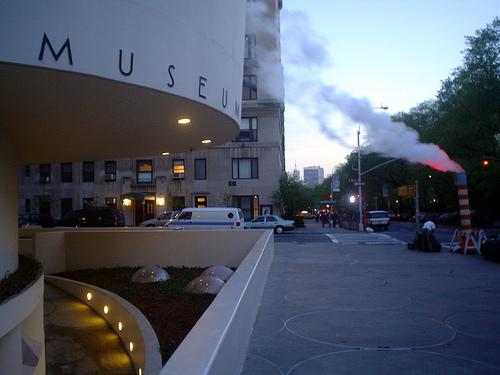 Museu Guggenheim, Nova Iorque EUA