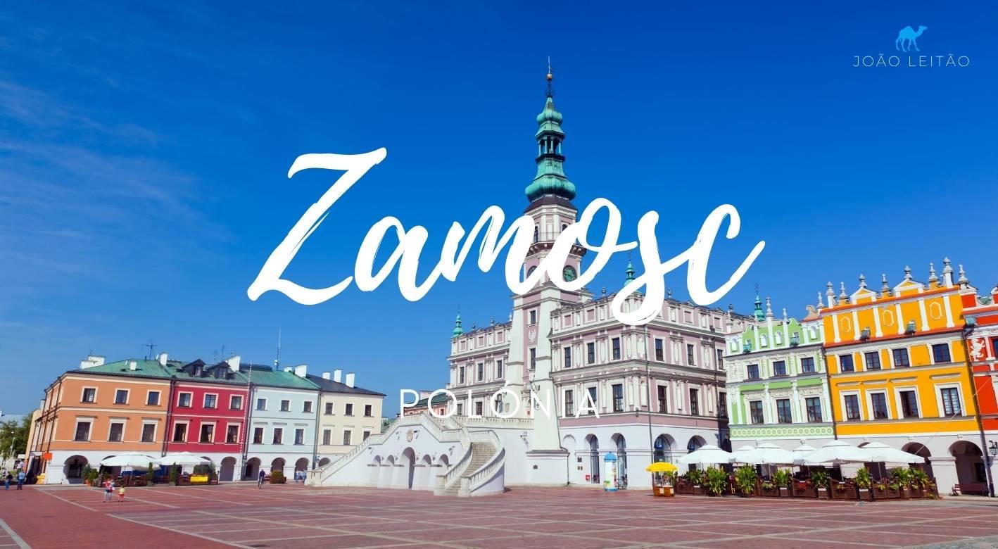 O que fazer em Zamosc