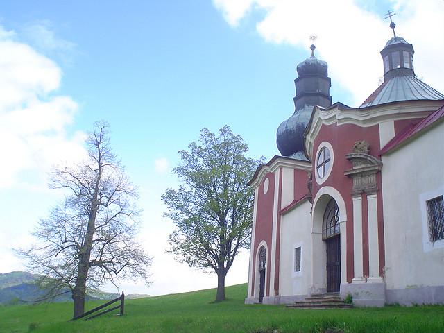 Complexo religioso do Monte do Calvário, Banska Stiavnica Eslováquia