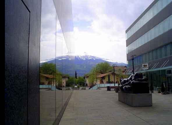 Museu de Arte Moderna em Vaduz, Liechtenstein