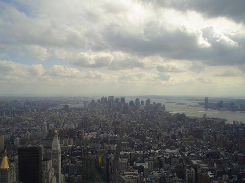 Baixa de Nova Iorque Estados Unidos