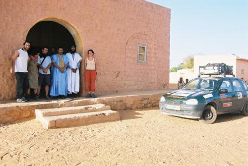 Presidente da Câmara de Chinguetti e da Região do Adrar, Mauritânia 3